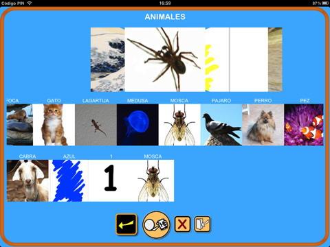 Imagen de la interfaz versión 1.0