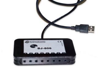 Imagen del Adaptador USB para 8 conmutadores