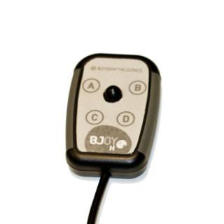 Imagen del ratón de dedo BJOY Hand-C