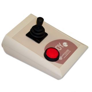 Imagen del ratón de palanca BJoy Stick-A-Lite