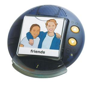 Imagen del comunicador Big Buttons