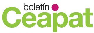 Imagen de la cabecera del boletín del CEAPAT