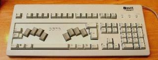 Imagen del teclado BrailleDesk