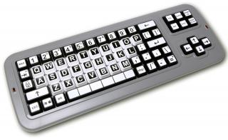 Clevy Contrast Keyboard image