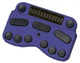 Imagen del teclado braille EasyLink 12