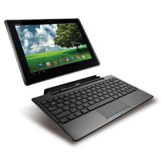 Imagen de la tableta Eee Pad Transformer TF101