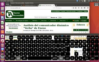 Florence Virtual Keyboard image