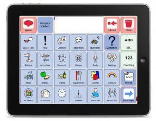 Imagen del comunicador Grid Player