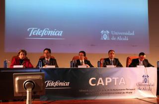 Imagen de la inauguración del evento