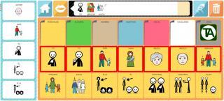 Imagen de la interfaz de Jocomunico