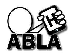 Logotipo del comunicador ABLAH