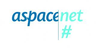 Logotipo de #ASPACEnet