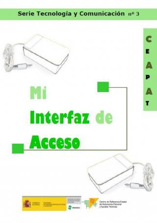 Imagen de la portada de Mi interfaz de acceso al ordenador
