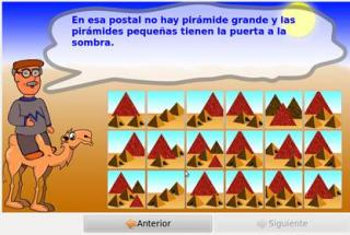 Imagen de una pantalla de PESCO