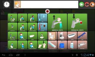 Imagen de la interfaz de PiktoPlus