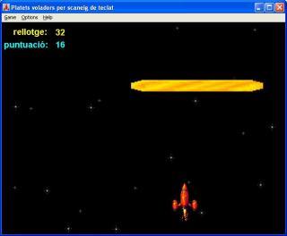 Imagen del juego Platillos Voladores