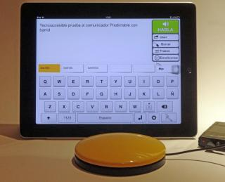 Imagen de Predictable con acceso mediante pulsador