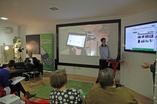 Imagen de la presentación de Doro Experience