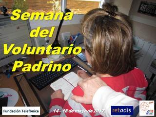 Imagen de Semana del Voluntario Padrino por el Día de Internet