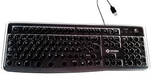 Imagen del canalizador dactilar con teclado de Eneso