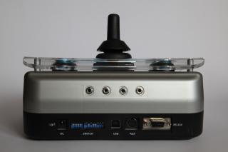Imagen del ratón de palanca OPM200