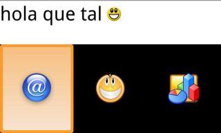 Imagen del teclado virtual VirtualTEC