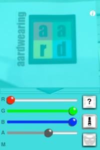 Imagen de la aplicación aaLuminate