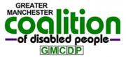 Logotipo de Greater Manchester Coalition of Disabled People