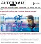 Imagen de la página web del artículo de Autonomía Personal