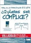 Imagen del cartel de la Feria de la Participación FEAPS