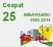 Banner 25 aniversario del Ceapat