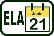 Icono del Día Mundial de la ELA