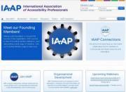 IAAP Website image