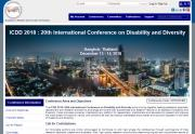 ICDD 2018 website image
