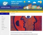 Inclusion Europe website image