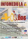 Imagen de la portada del número 29 de Infomédula
