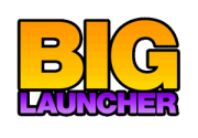 Logotipo de BIG Launcher