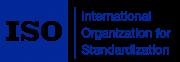 Logotipo de la organización ISO