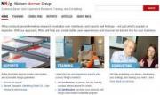 Nielsen Norman Group website image