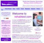 RehabTool website image