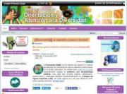 Imagen de la página web de Orientación y Atención a la Diversidad