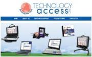 Technology Access website image