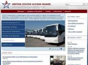United States Access Board website image