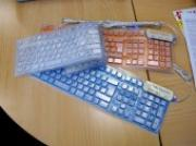 Imagen de teclado flexible de Stey