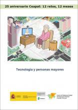 Imagen de la portada de Tecnología y personas mayores