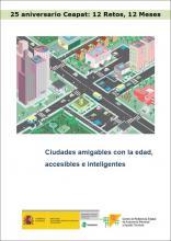 Imagen de la portada Ciudades amigables con la edad, accesibles e inteligentes