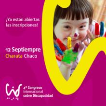 4º Congreso Internacional sobre Discapacidad