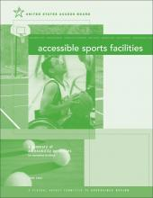 Accessible sports facilities' cover image