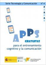 Imagen de la portada de APPS gratuitas para el entrenamiento cognitivo y la comu