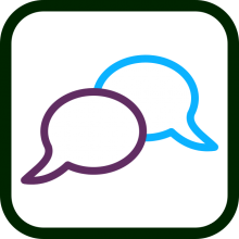 Opinion pieces icon
